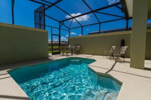 Florida Villa To Rent - Private Splash Pool